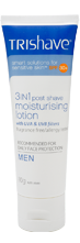 TriShave 3in1 Post Shave SPF30+ Moisturising Lotion - Men 80g
